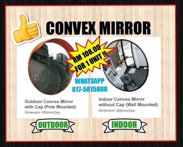 Convex Mirror - Promotion!!