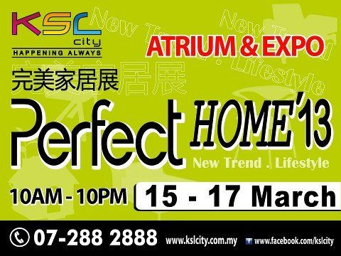 ART DNA EXPO sales @ KSL City Perfect Home 2013