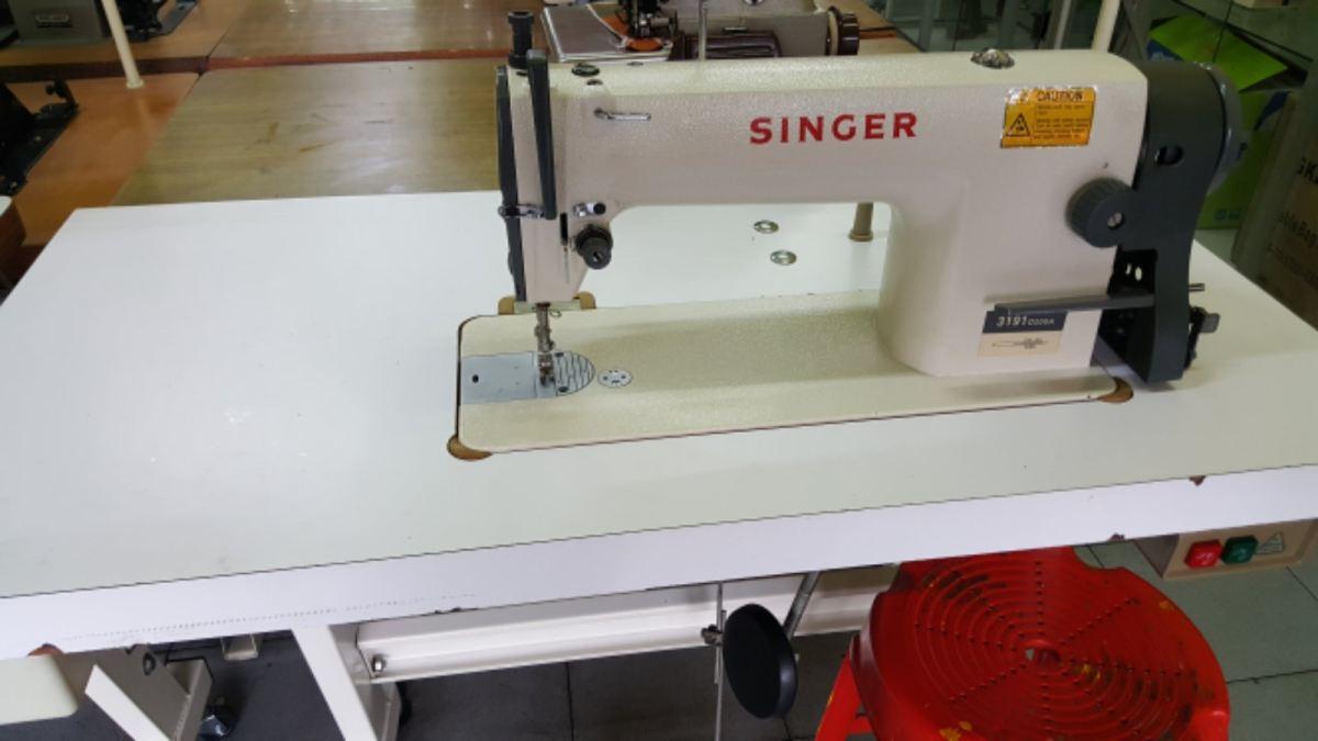 Second Hand Singer Hi Speed Sewing Machine
