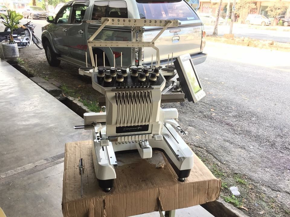 Second Hand Brother Emboidery Machine