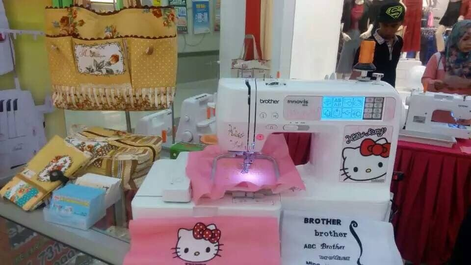 Brother Emboidery Machine