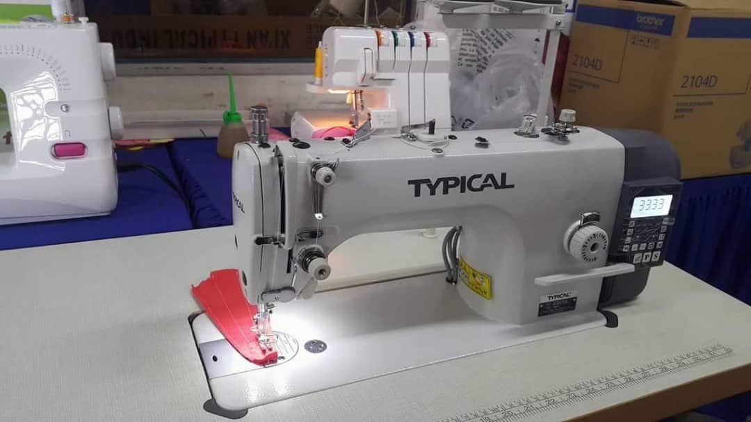 Typical Sewing Sofa Machine