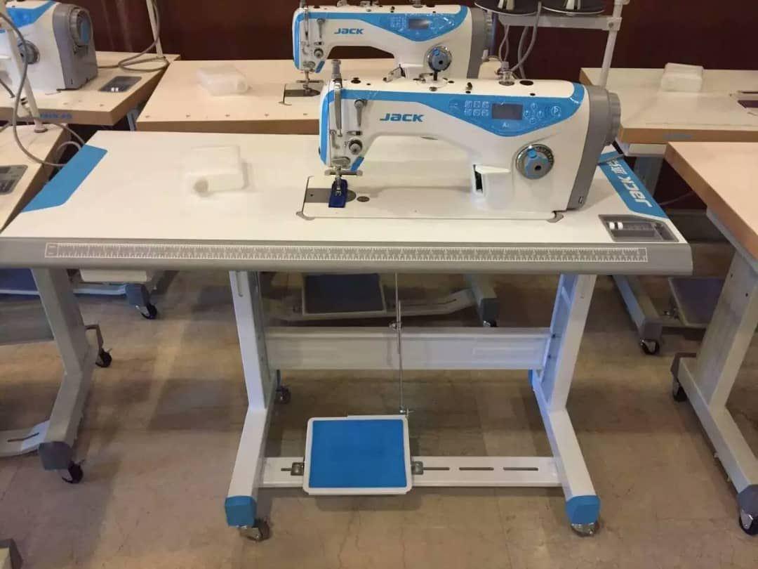 Jack Hi Speed Sewing Machine