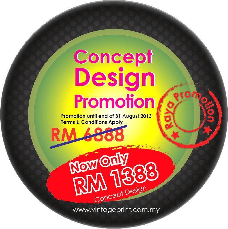 Concept Design Promotion!!!