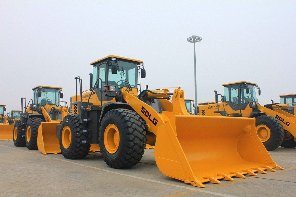 SDLG Wheel Loaders