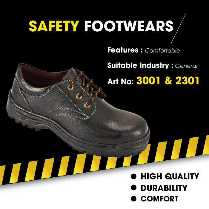 High Quality Safety Footwears in Malaysia.