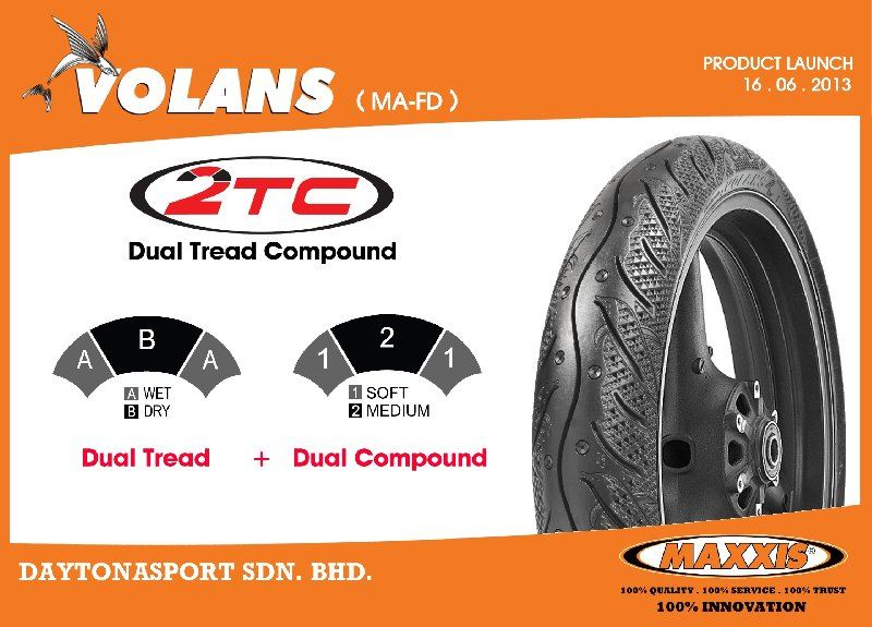 Maxxis Volans