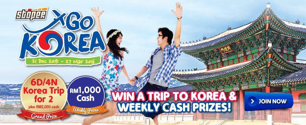 Stoper Go Korea