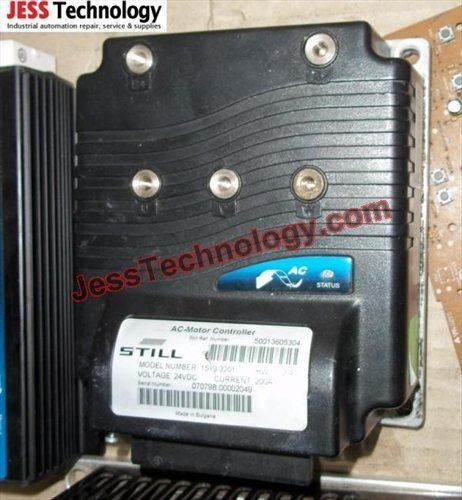 JESS - Repair STILL wagner AC motor controller 1519-2201 in Malaysia, Singapore, Indonesia, Thailand