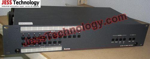 JESS - Repair Extron Matrix 50 series switch in Malaysia, Singapore, Indonesia, Thailand.