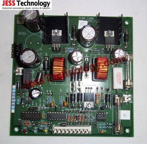 JESS - Repair Power supply card PCB-24-9524-3