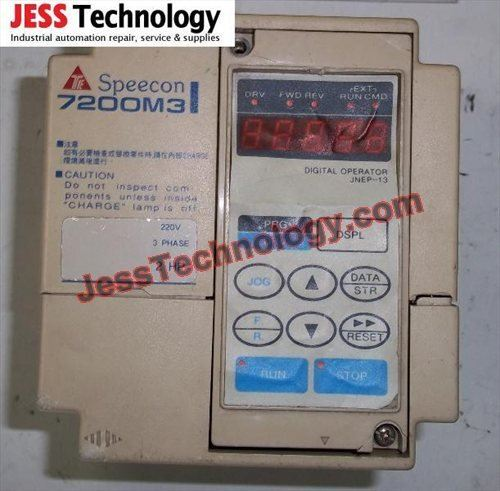 JESS - Repair SPEECON 7200M3 JNTBBDBB0002JK in Malaysia, Singapore, Indonesia, Thailand.
