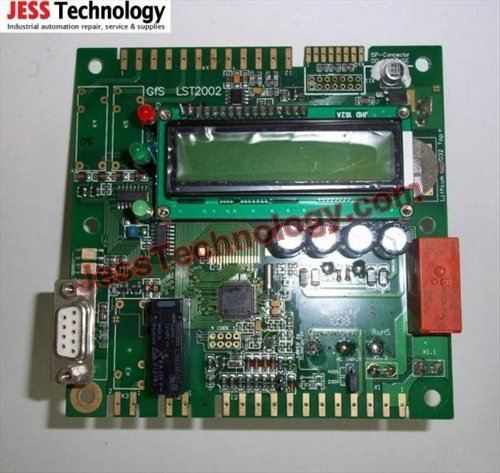 JESS - Repair PCB with display GfS LST2002 in Malaysia, Singapore, Indonesia, Thailand.