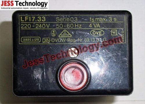 JESS - Repair landis & Gyr LFI 7.33 Series 03 in Malaysia, Singapore, Indonesia, Thailand.
