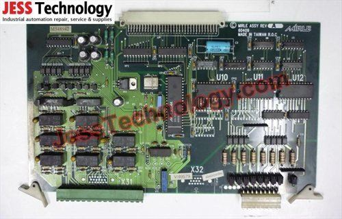 JESS - Repair Mirle Assy REV A60409 board in Malaysia, Singapore, Indonesia, Thailand.