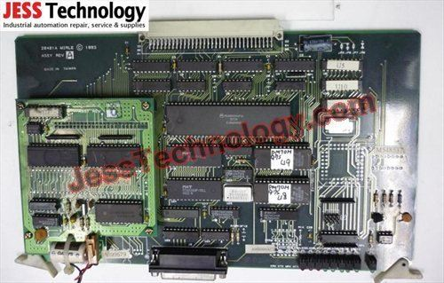 JESS - Repair Mirle Assy REV A 20401A board in Malaysia, Singapore, Indonesia, Thailand.
