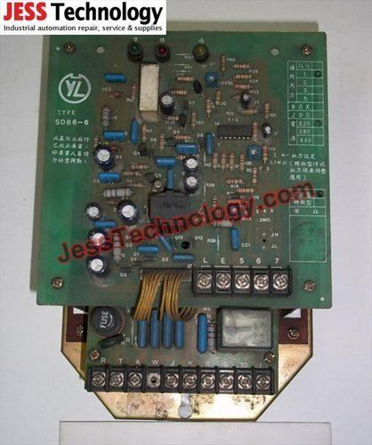 JESS - Repair YL DC motor controller S086-6 in Malaysia, Singapore, Indonesia, Thailand.