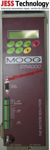 JESS - Repair MOOG DS2000 inverter the motion solution in Malaysia, Singapore, Indonesia, Thailand.