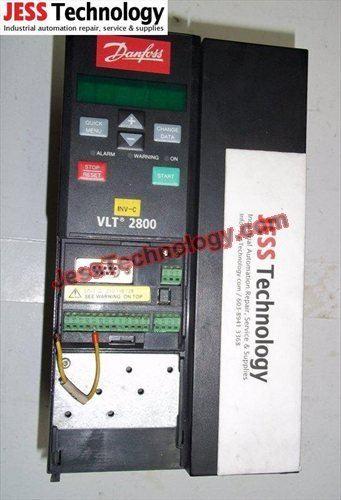 JESS - Repair Danfoss VLT 2800 VLT2875PT4B205 VLT 2900 VLT 3000 inverter in Malaysia, Singapore, Tha
