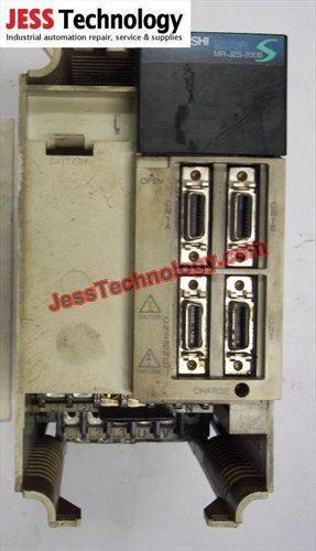 JESS - Repair MR-J2S-200B Mitsubishi Servo Amplifier MR-J2S-200A Indonesia, Thailand, Malaysia and S