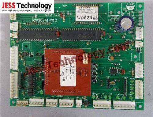 JESS - Repair 52P202A1PN12 Display board Indonesia, Thailand, Malaysia and Singapore