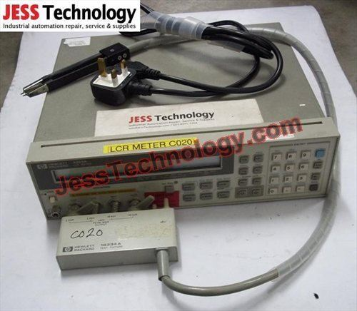 JESS - Repair HP 4263A LCR meter HP4263A Indonesia, Thailand, Malaysia and Singapore