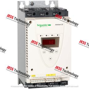 JESS-Repair SCHNEIDER ELECTRIC SOFT STARTER-ATS22D47S6-Malaysia, Singapore, Indonesia, Thailand