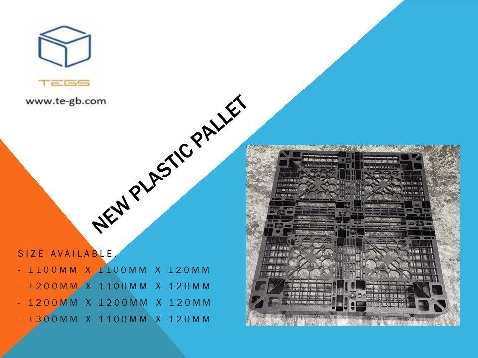 New Plastic Pallet