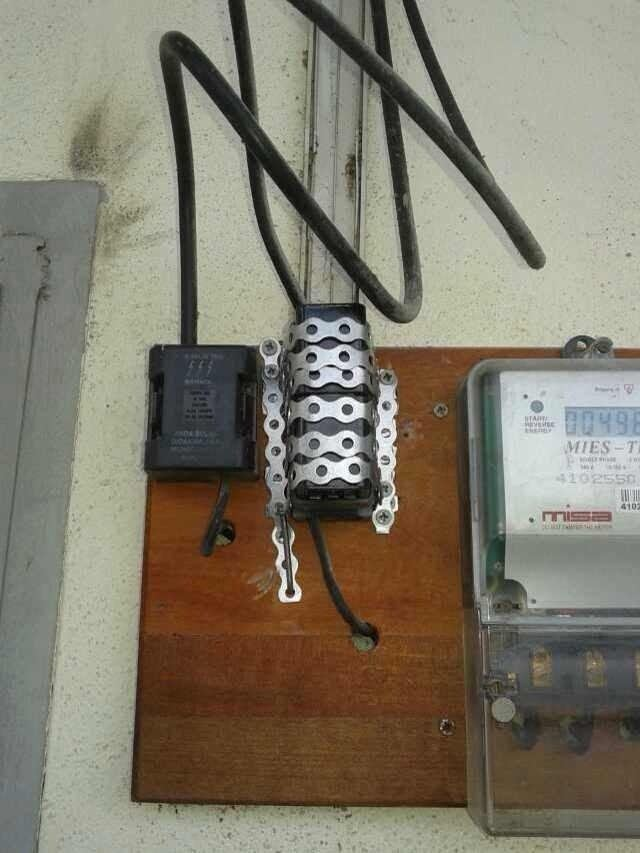 To Prevent Meter Fuse Missing