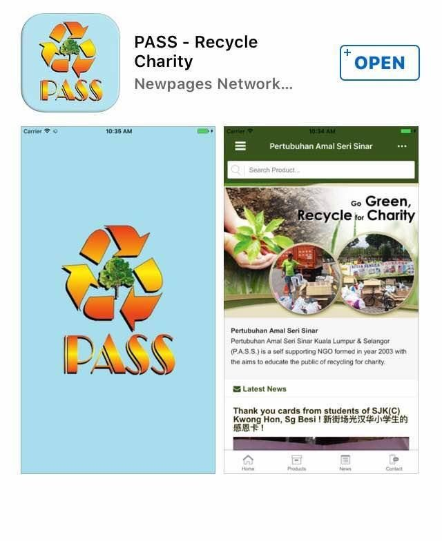 Download and Install P.A.S.S. Apps to Your Mobile Phone