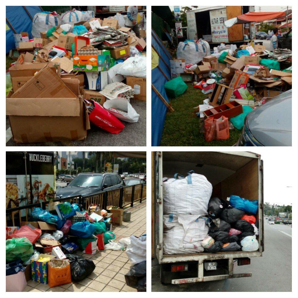 04.08.2018 Donation From Public at the Mobile Collection Centers