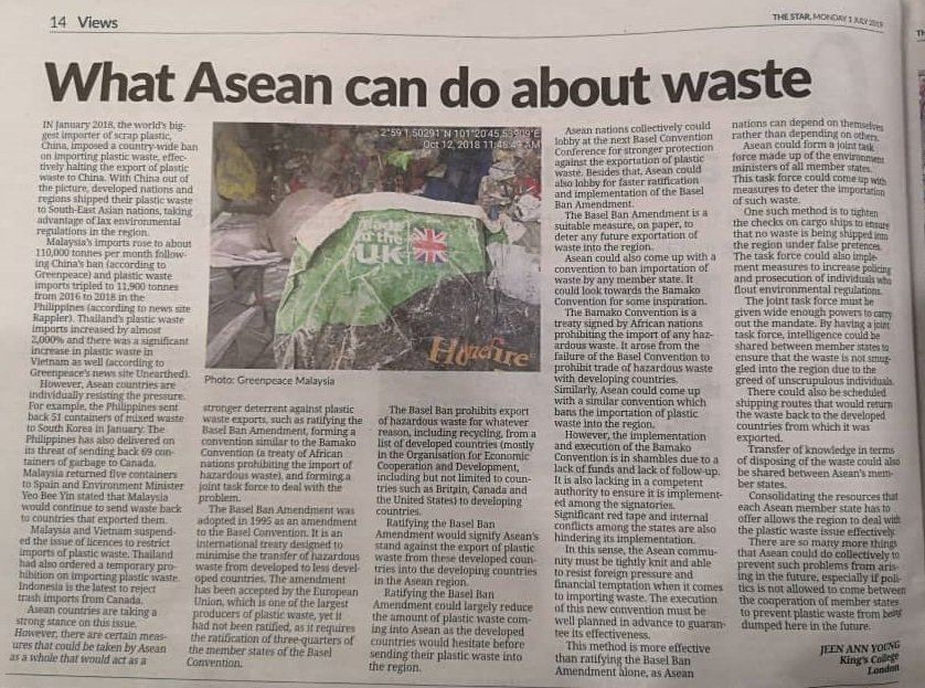 What Asean can do about waste
