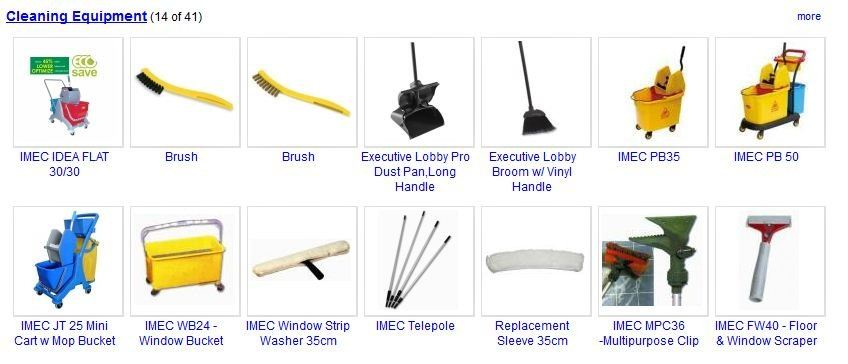 Cleaning Equipment Supply in Skudai
