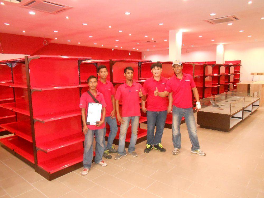 Project at Johor Bahru-2014 Dec