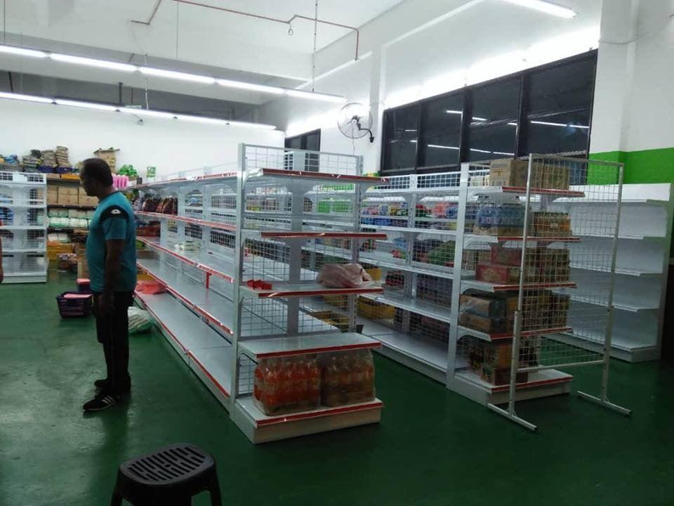 Projek at Pasar Segar Mak Long, Shah Alam