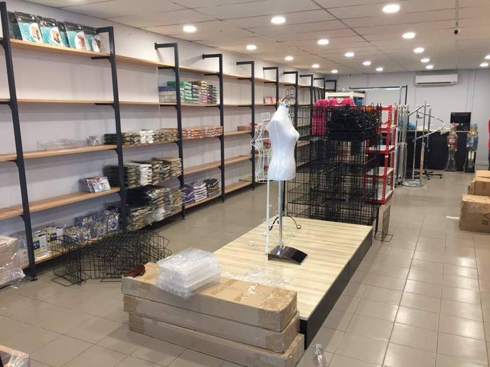 Nusa Bestari new shop