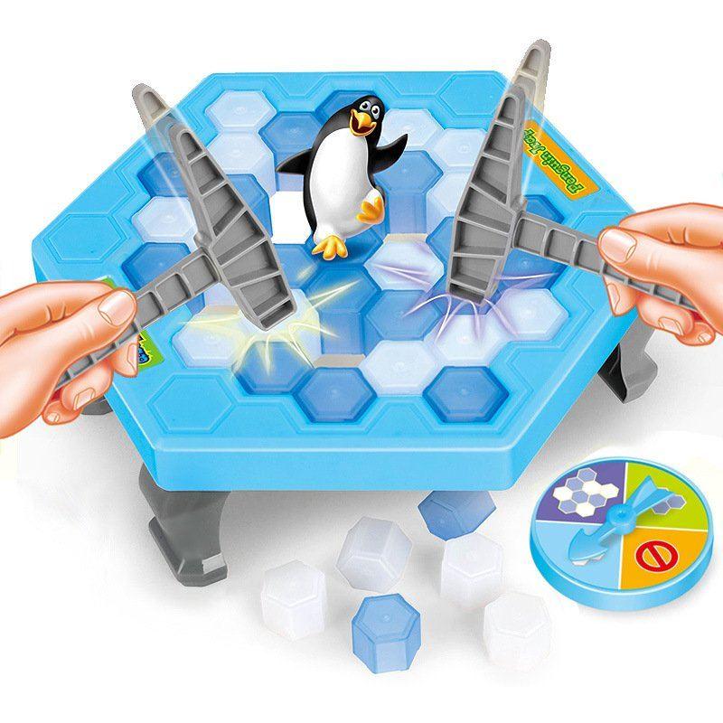 PENGUINS TRAP ICE BREAKER