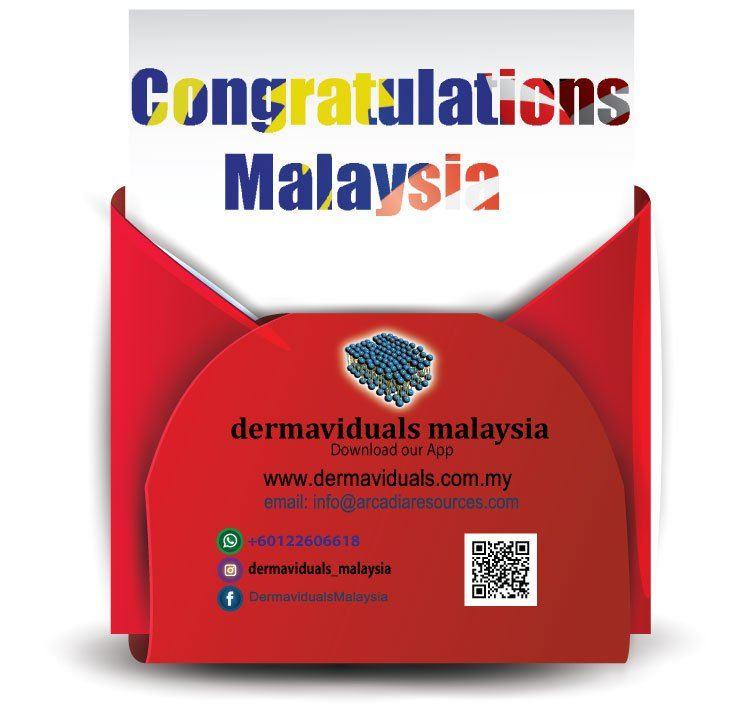 Congratulations Malaysia