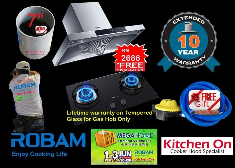 Visit us if you've been looking for big suction power of cooker hood and our brand is your right cho