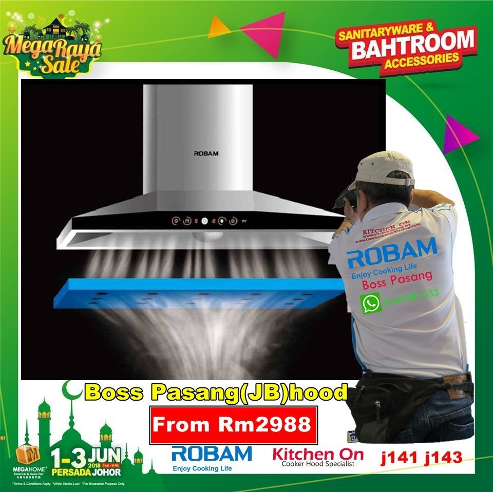 ROBAM �ϰ���������̻� �ϰ尲װ Boss Pasang(JB)hood  Visit us if you've been looking for big suction power of co
