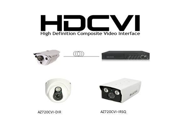 New Product Launching - HD-CVI