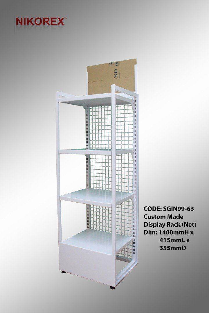 Display Rack (Net)
