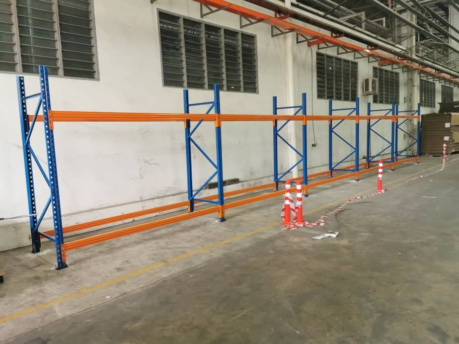 Heavy duty project at JOhor