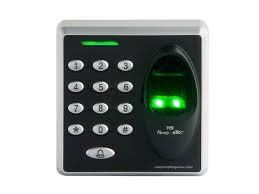 Kluang Door Access Control Fingertec H3i