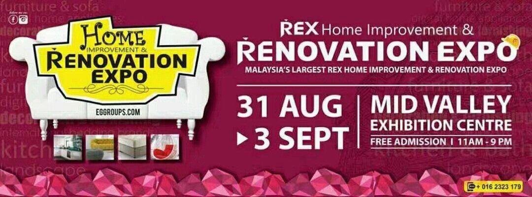 Rex Home Renovation 31/8/17-3/9/17
