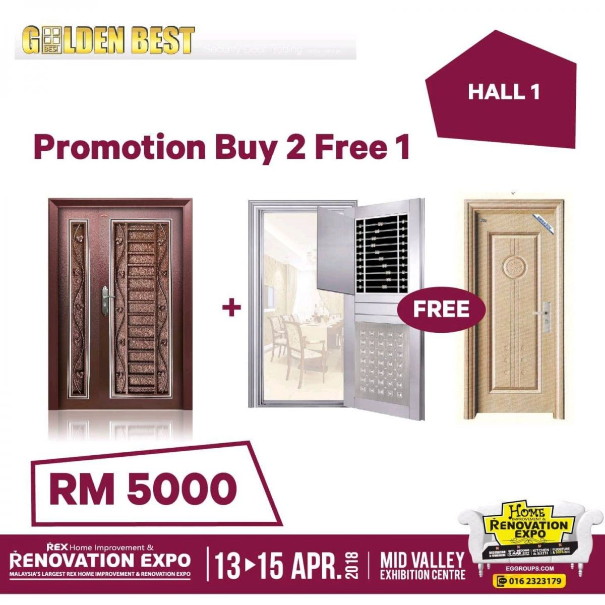 Promotion Sales Mid Valley