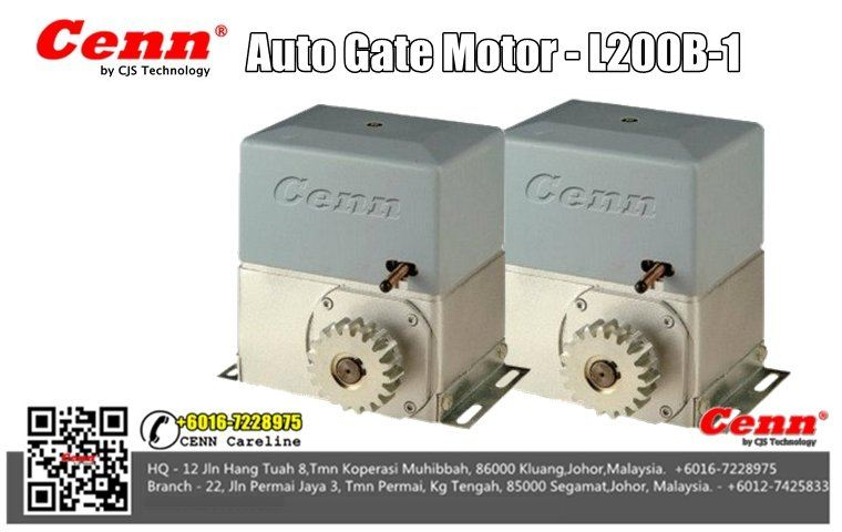 Heavy Duty Three Phase Autogate Cenn