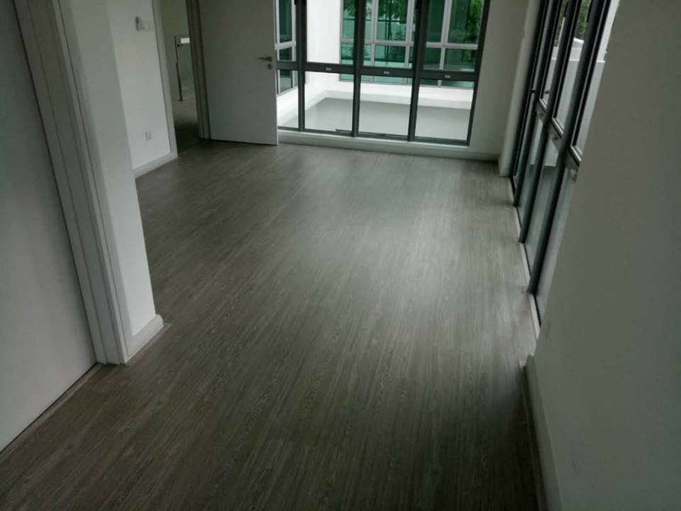 8mm Laminate - Classic Grey ( D-8050 )