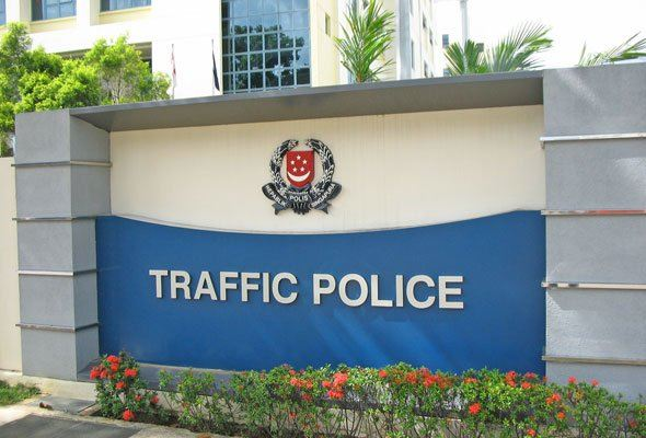Traffic Enforcement Project for Singapore Traffic Police