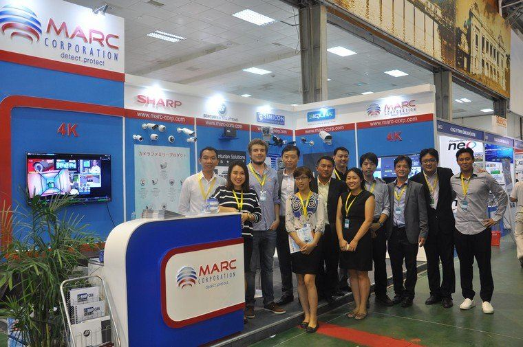 Our Participation in SECUTECH Vietnam 2016 Security Exhibition